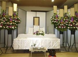北斎場でのあんしん火葬式