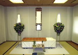 自治会集会場でのあんしん火葬式