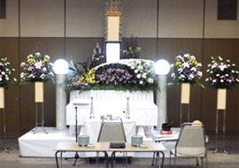 大阪市立「北斎場」を使用した「あんしん家族葬」