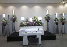 大阪市立「瓜破斎場」を使用した「あんしん家族葬」